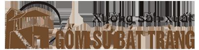 Xưởng sản xuất và in logo gốm sứ bát tràng